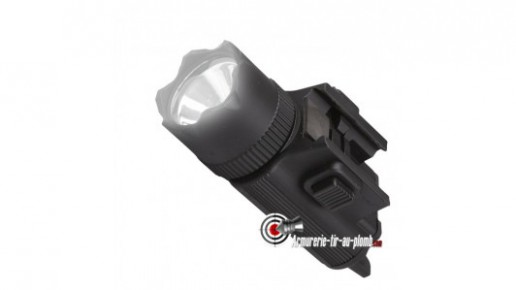 Lampe tactical super Xenon - 22 mm