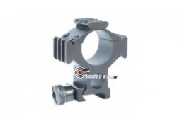 Collier de montage modulable à triple rail - 22 mm