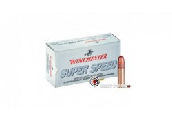 Cartouches Winchester .22 LR Super Speed