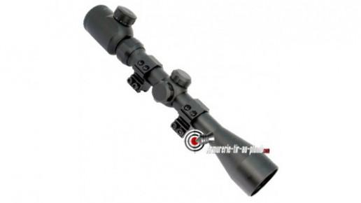 Lunette Lensolux d'affut 4-12x50E - 22 mm