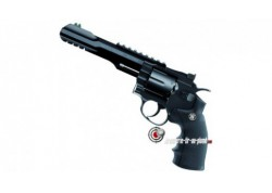 Smith & Wesson 327 TRR8 Noir