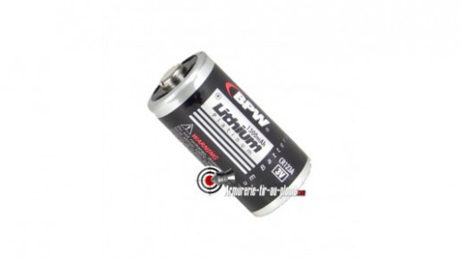Piles CR123A - Lithium