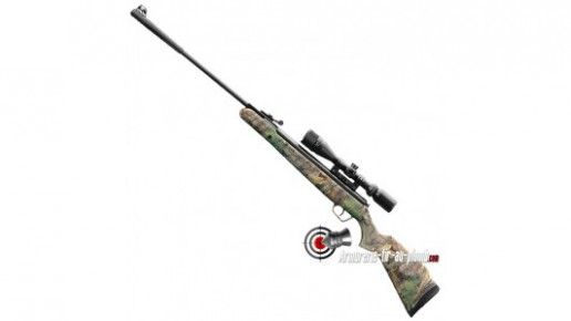 Stoeger X50 Camouflage Carabine a Plomb Avec lunette 3-9x40