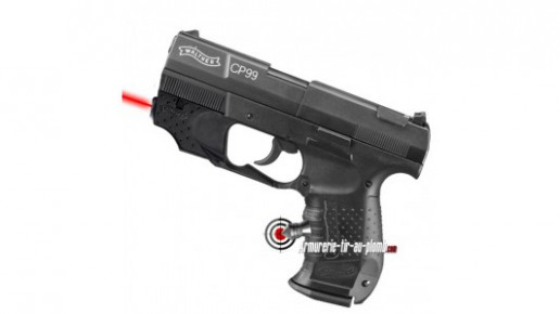 Walther CP99 avec laser