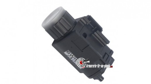 Lampe tactical compacte Swiss Arms - 22 mm