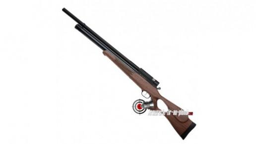 Evanix Hunting Master AR6 - Thumbhole et silencieux