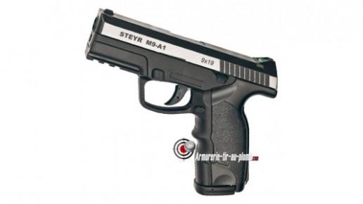 Steyr M9-A1 Dual tone