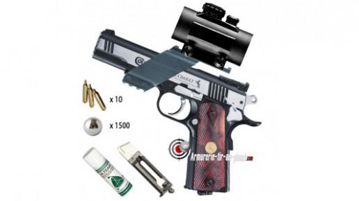 Pack - Colt Special Combat équipé