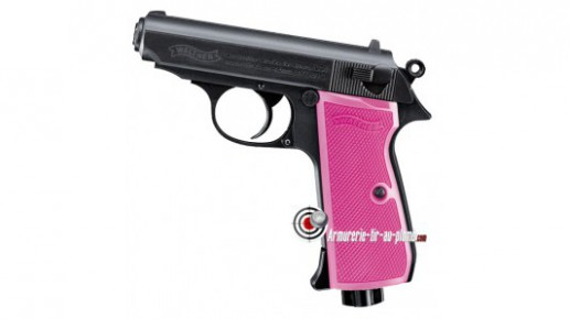 Walther PPK Pink lady