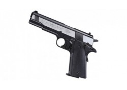 Pistolet plomb Colt Government 1911 A1 - Dark Ops