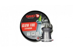 Plombs Gamo Glow Fire - 4.5 mm