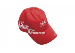 Casquette rouge ASG - Licensed Airguns