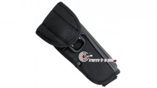 Holster plat rigide de ceinture pour droitier