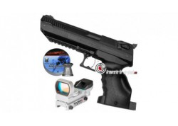 Pack Zoraki HP-01 Light 4.5 mm (droitier)