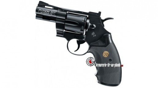 "Colt Python 357 - 2.5"""