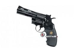 """Colt Python 357 Canon 4"""" Revoler À Plomb"""