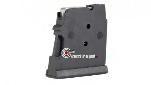 Chargeur .22 LR plastique pour CZ 452/455 - 5 coups