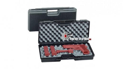 Mallette rigide pour arme de poing 46 cm