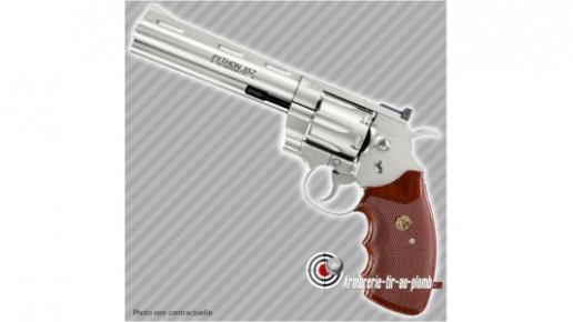 "Colt Python 357 nickel - 6"""