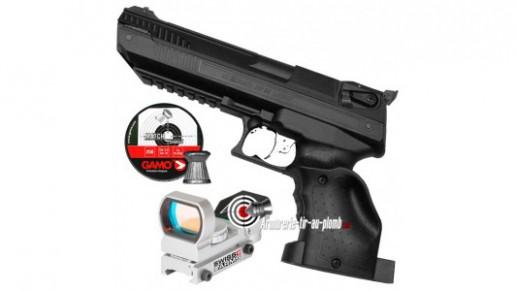 Pack Zoraki HP-01 Light 5.5 mm (droitier)