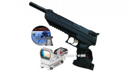 Pack Zoraki HP-01 Ultra 4.5 mm (droitier)