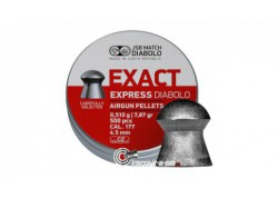 Plombs JSB Exact Express Diabolo - 4.52 mm