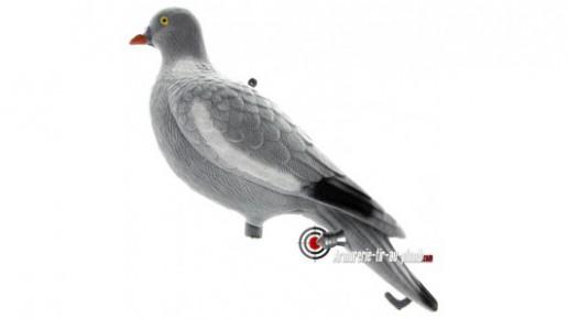 Cible réaliste pigeon ramier 3D