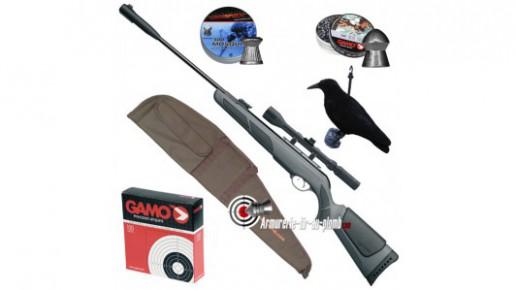 Pack Gamo Viper Max Carabine a Plomb