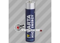 Pile AAA - LR3 (High Energy)