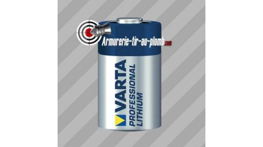 Pile CR2 (Lithium Professional)