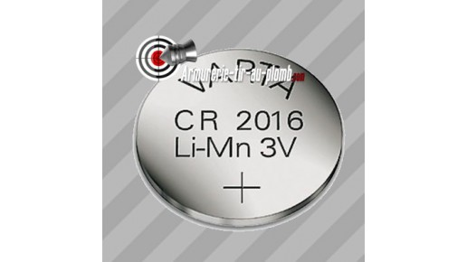 Pile CR2016 (Electronics)