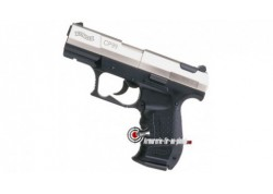 Walther CP99 - culasse nickel