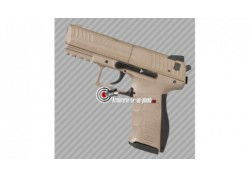 HK P30 FDE desert plombs 4.5mm