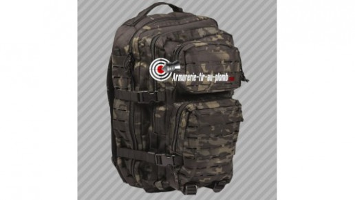 Sac à dos Assault Pack - Camouflage - 20 litres