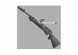 Carabine Ruger 10 22 Take down démontable noire avec sac