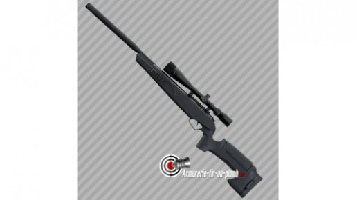 Stoeger X20 Atac S2 Suppressor 4,5 mm Carabine a Plomb Avec Lunette 4-16x40