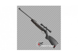 Hammerli Black Force 880 Avec Lunette 4X35 Carabine a Plomb