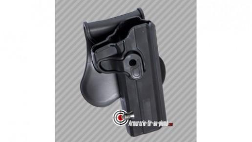 Holster pour Colt 1911 series en polymère