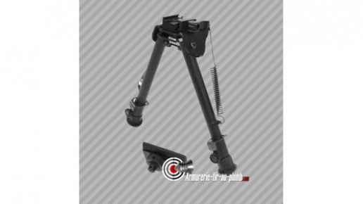 Bipied UTG Tactical OP-2 métal QR rail picatinny