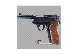 Walther P38 culasse mobile à billes acier 4.5 mm et CO2