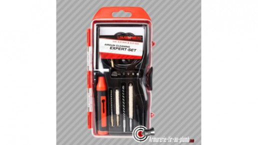 Set de nettoyage Umarex Expert cal. 4.5 et 5.5mm