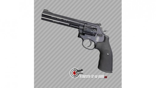 "Smith & Wesson 586 noir 6"" noir"
