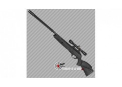 Carabine à plombs Gamo Black Bull cal. 4.5mm 29 joules + lunette 4x32WR
