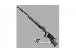 Carabine 22LR CZ 455 Thumbhole Grey