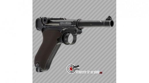 Pistolet à billes acier Legends P08 WWII edition CO2