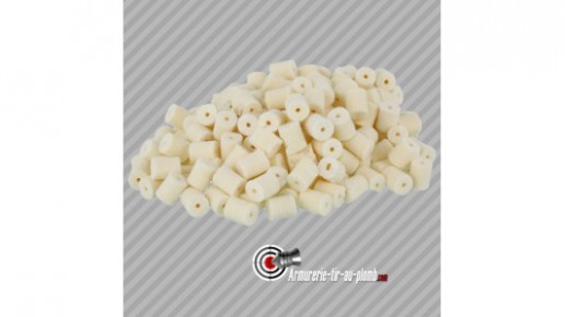 500 tampons VFG nettoyage rapide 5,5mm