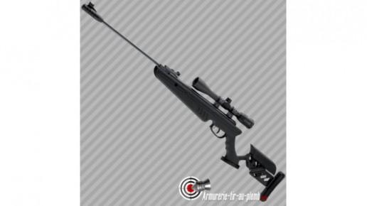 Swiss Arms TG1 Carabine a Plomb Couleur Tan Avec Lunette 4x40