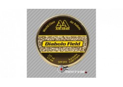 500 plombs AirArms Field Diabolos 8.4grains - 4.5mm
