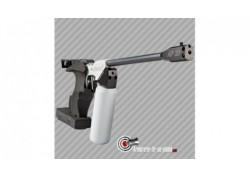 Pistolet PCP de tir sportif Hämmerli AP20 7.5 joules - 4.5mm
