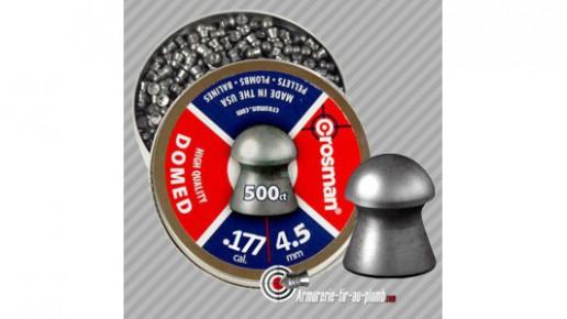 Crosman Domed Plomb 4,5 mm